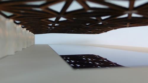 Swimming Pool Interior Space